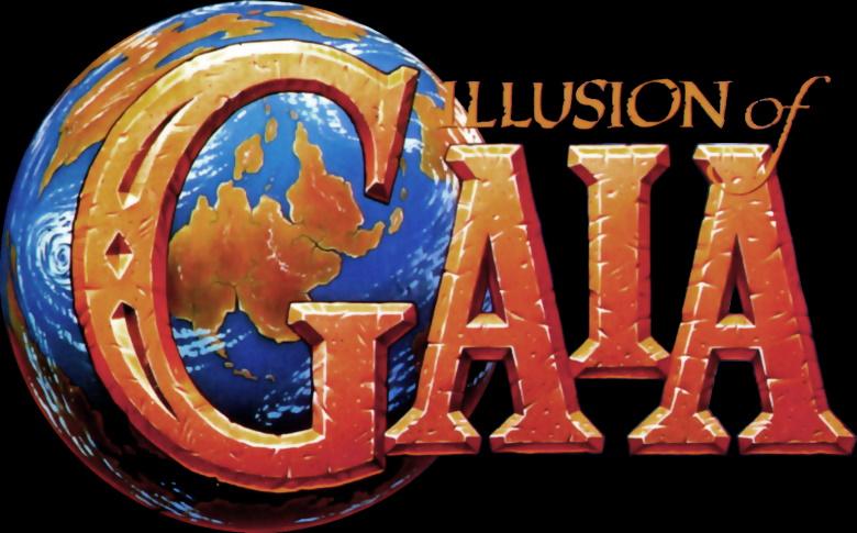 Illusion of Gaia logo