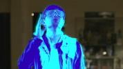 Brandon Dillon as the ghost of Amnesia Fortnight future